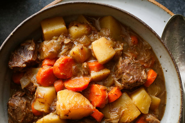 Old-Fashioned Beef Stew