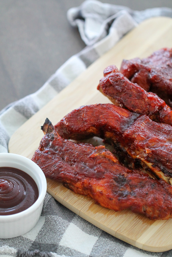 Instant Pot BBQ Country Ribs